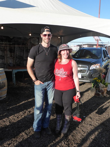 Chad Brownlee & Carolynne