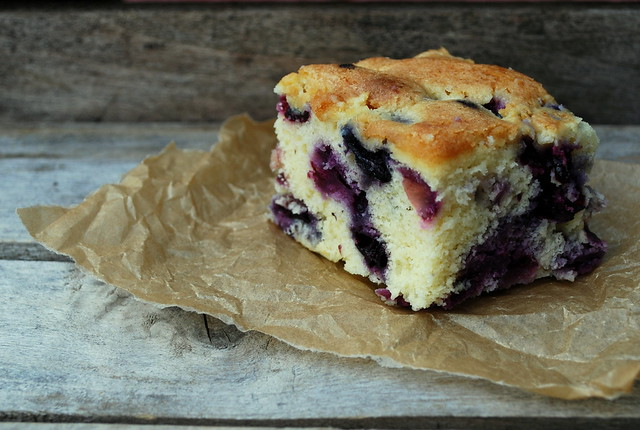 Melt-in-your-mouth Blueberry Cake | Cooking and Recipes
