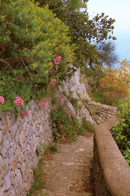 Capri: La Scala Fenicia