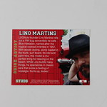 STUDS Trading Cards - Lino Martins