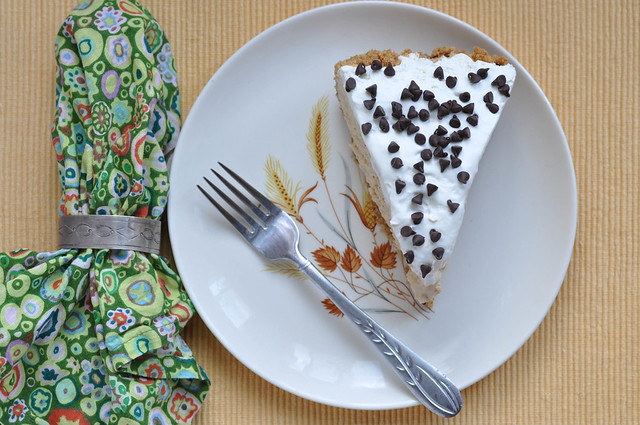 Peanut Butter Pie from Fact Woman & Buttercream Lane