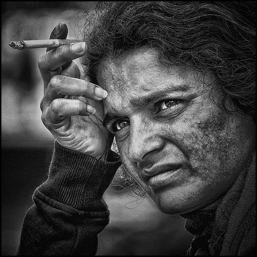 smoker by andrè t.