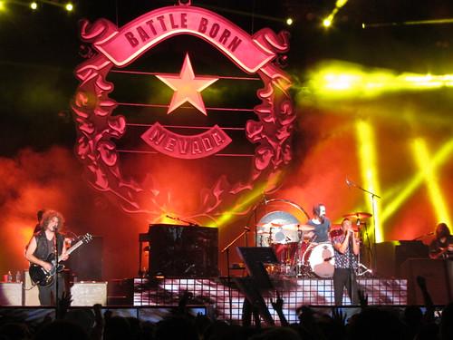 Killers, Raleigh, Aug 12, 2013
