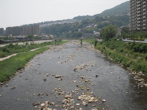 生瀬橋から