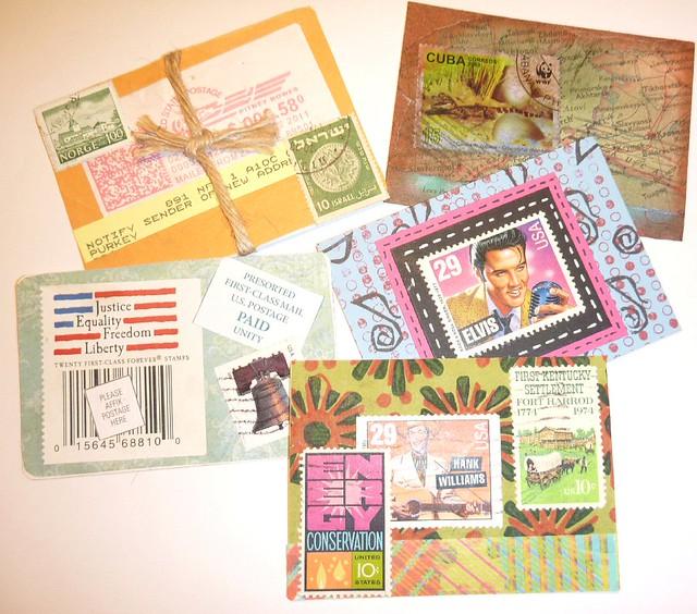 postal ATCs