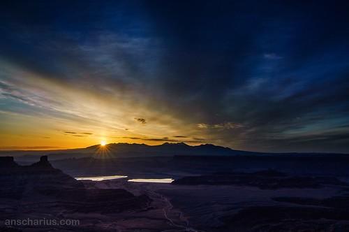 La Sal Sunrise 2 - Nikon D300