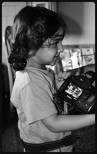 Marziya Shakir Street Photographer 3 And A Half Year Old by firoze shakir photographerno1