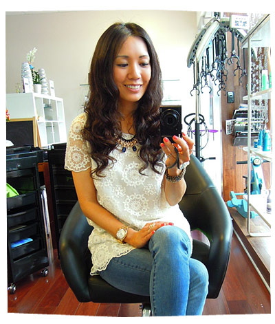 Asian hairdressers sydney