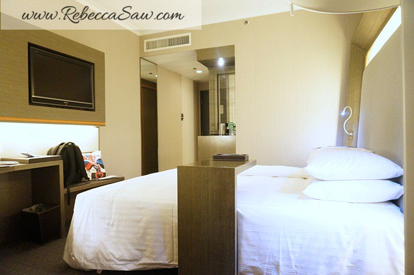 Novotel Hong Kong, Nathan Road Kowloon - Hotel Review-027