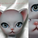 BJD Face Up - Hujoo Nano Freya by IzasFaceUps