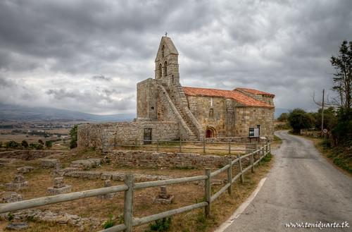Iglesia de Santa Maria,Juliobriga,
