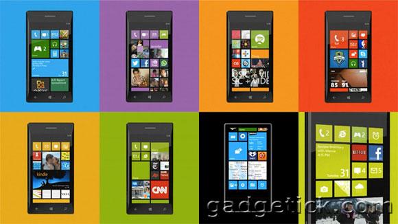 популярность платформы Windows Phone