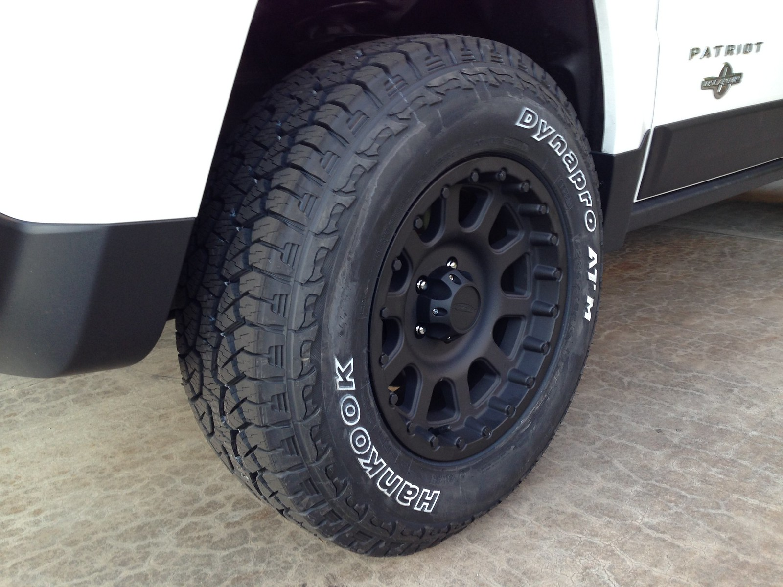 Tire suggestions Jeep Patriot Forums