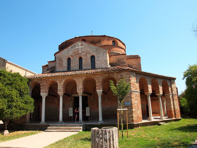 Santa Fosca Church on Torcello