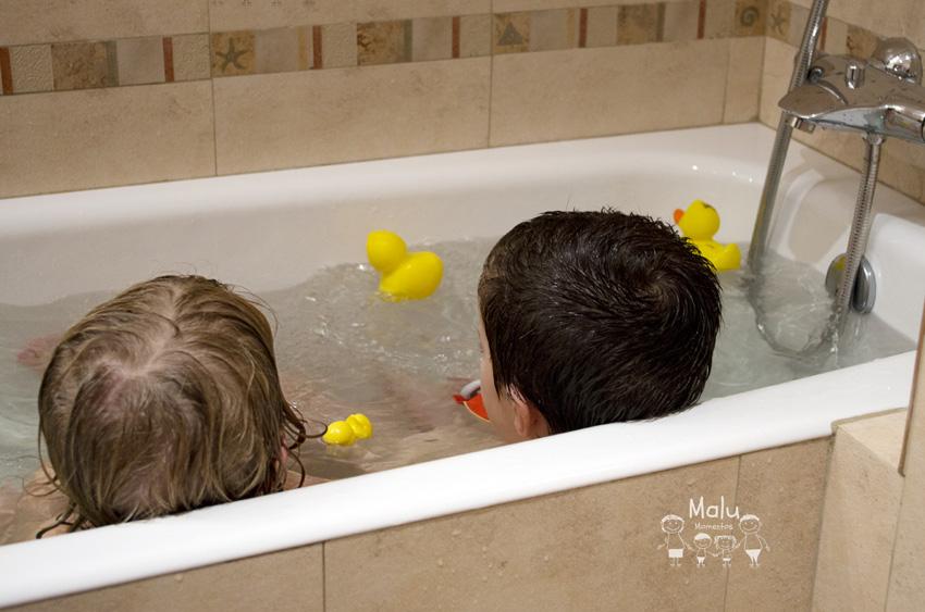 #21 - Litel Pipol - Carrera de patos