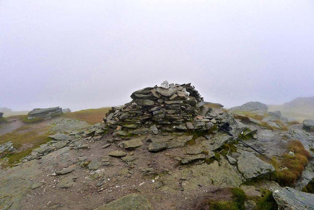 Summit of Beinn Dorain