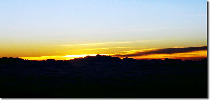 日出(玉山主峰) 1