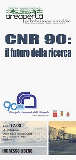 CNR90 conferenze  a Pisa