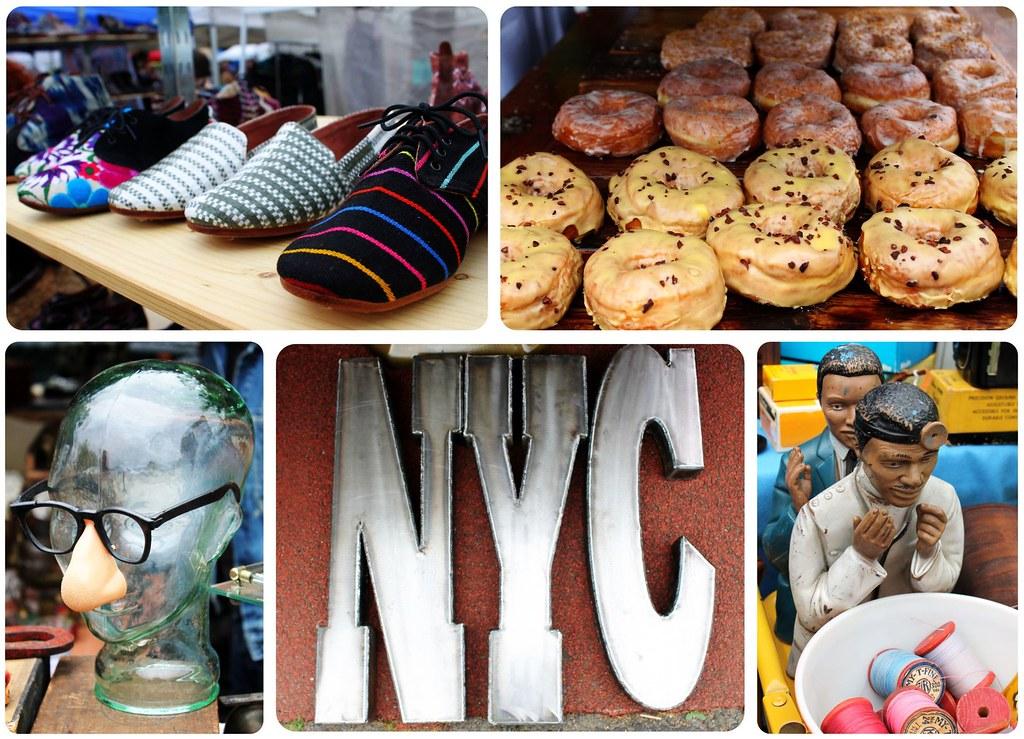 Markets of New York City