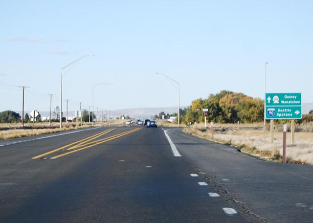 SR 281 @ SR 281-Spur