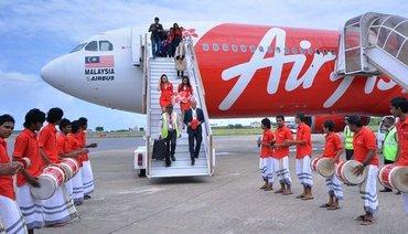 亚航开通了飞往马尔代夫的航线