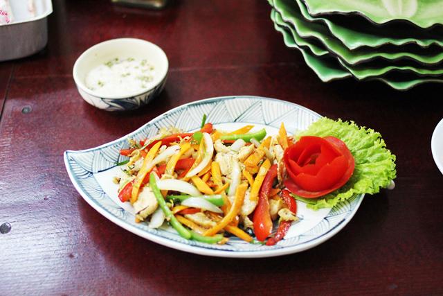 Cooking class in Hanoi Vietnam