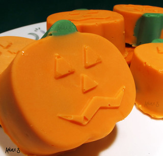 Halloween Chocolate Truffle Candies