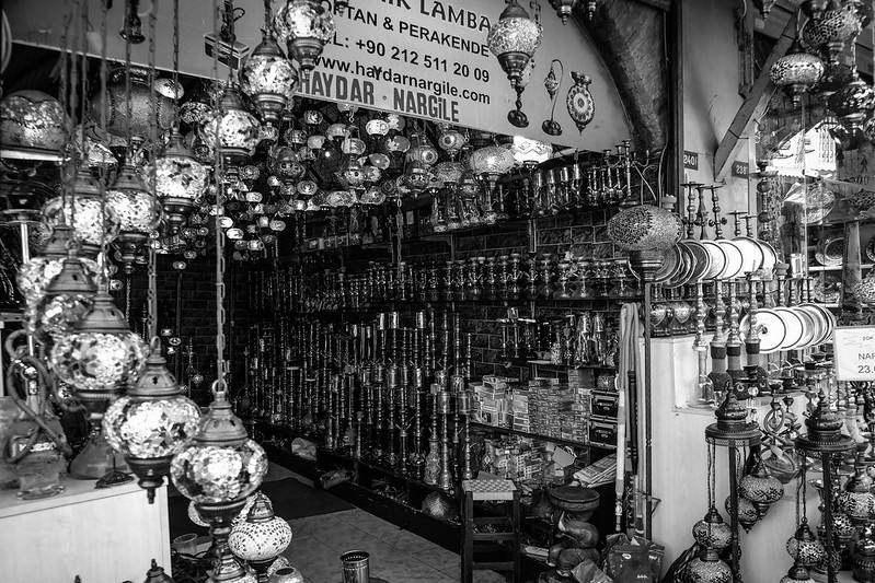 Lamps & Hookas