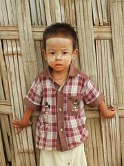Taung Bi Village boy-1