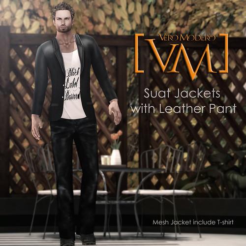 [VM] VERO MODERO Suat Jackets