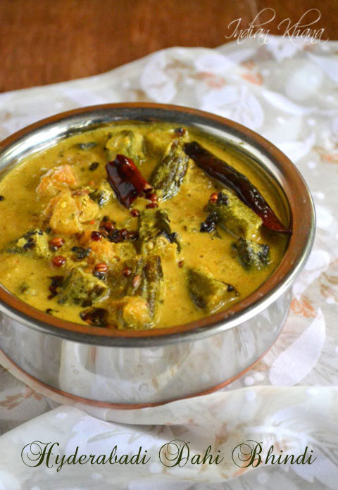 Hyderabadi-Dahi-Bhindi-Masala-Recipe