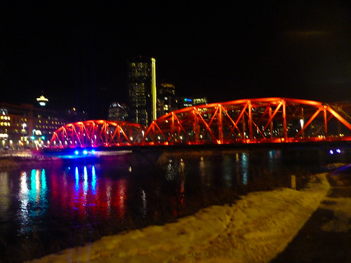 Langevin Bridge at 2200km