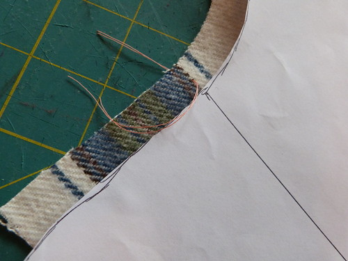 Front Marking For Placket
