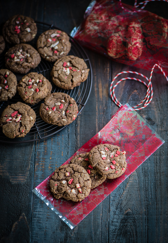 10872033244 4996289a70 c Peppermint Hot Chocolate Cookies #ShareTheJoy