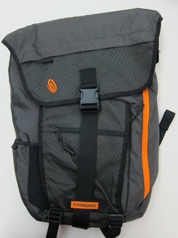 Timbuk2 Phoenix Cycling Backpack - Bag Front