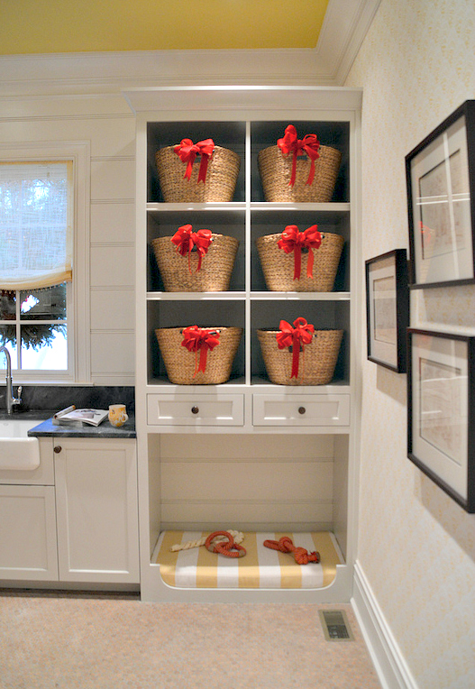 The 2013 Atlanta Homes & Lifestyles Home for the Holidays via Things That Inspire