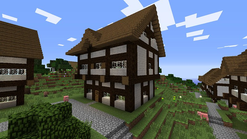 Good Minecraft House Builds