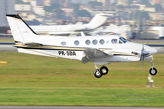 RAYTHEON AIRCRAFT BEECHCRAFT BEECH KING AIR C90GT – SBSP/CGH