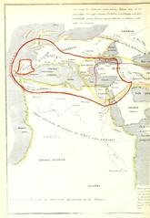 """British Library digitised image from page 74 of """"Cartografia Hispano-cientifica, ó seo los Mapas Españoles en que se representa á España bajo todas sus diferentes fases. Segunda edicion"""""""