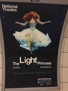 The Light Princess poster