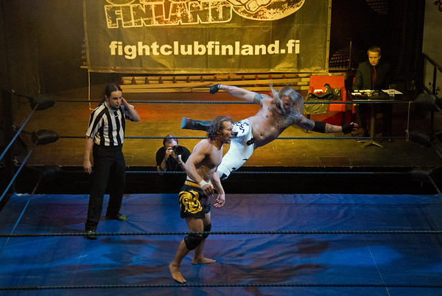 fight club finland hulkin blogi