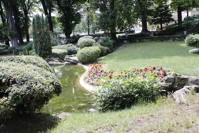 Jardins du trocad ro flickr photo sharing for Jardin trocadero