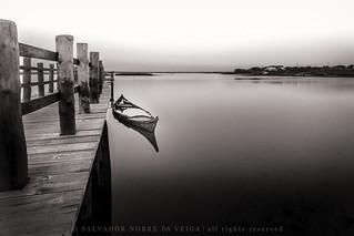 Black and White Calmness