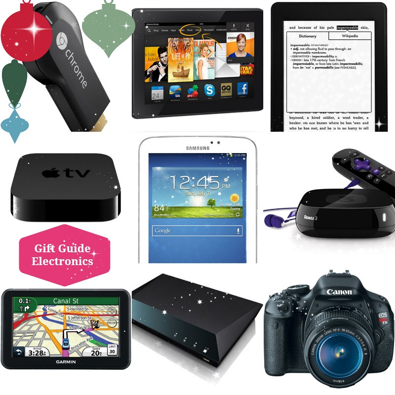 Electronics Gift Guide: Gifts that everyone really wants to receive