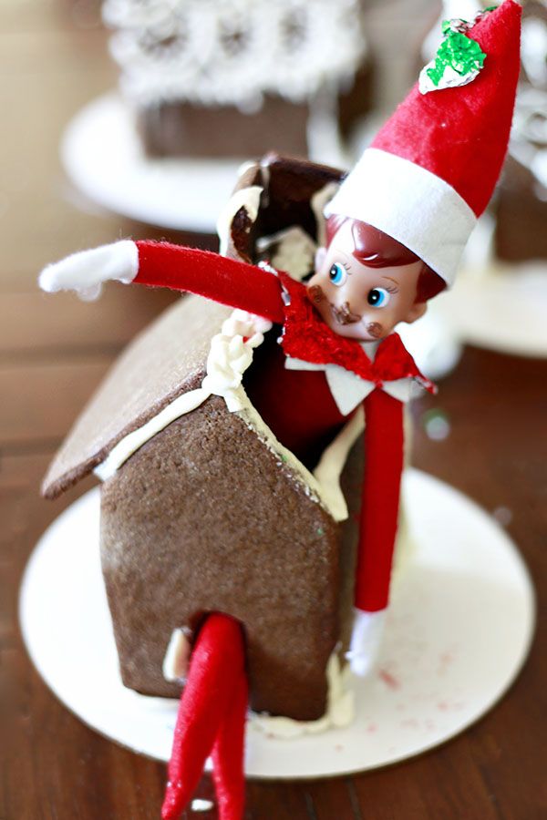 elf gingerbread