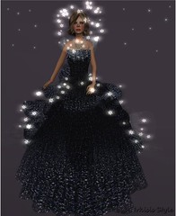 Romance Couture POE6 #54 - Starlight Gown