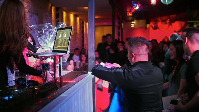 Entice Events' Let It Snow | Cabana Lounge @ Granville Street, Vancouver