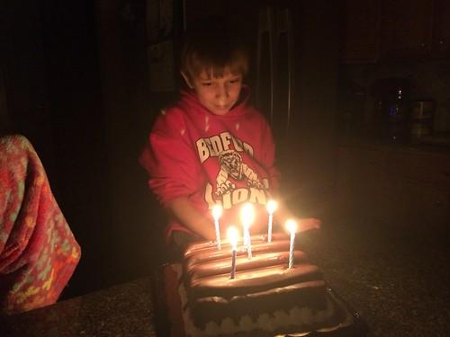 Chase's 11th Birthday