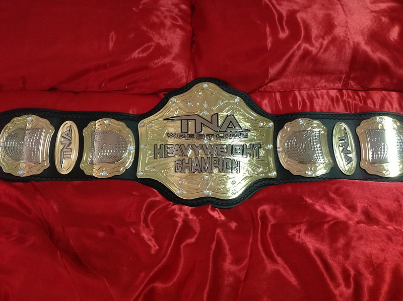 TNA Heavyweight Championship! | Wrestlingfigs.com WWE ...