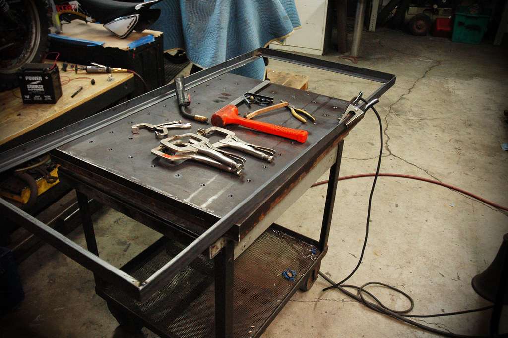 Angle Iron Coffee Table Independent Machine Works